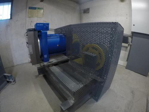 Ziehl - Abegg motor