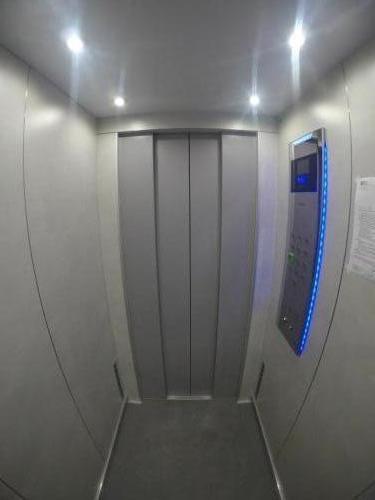 kabína NV automatické dvere